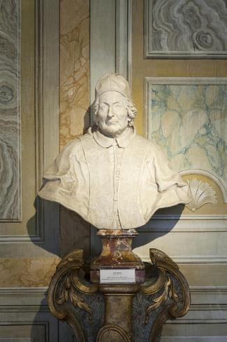 Portrait of Pope Clemente Xii Corsini Lámina giclée