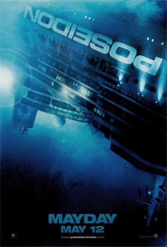 Poseidon Movie Poster Poster