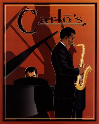 Carlo's Art Print
