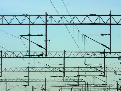 Power Lines Photographic Print