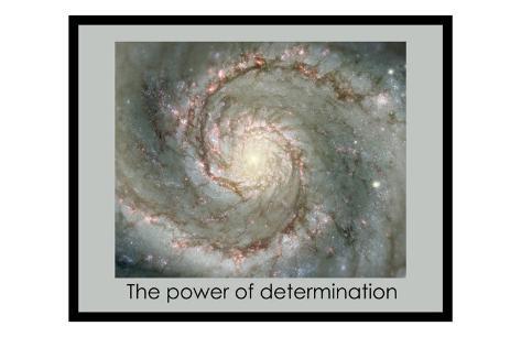 Power of Determination Giclee Print