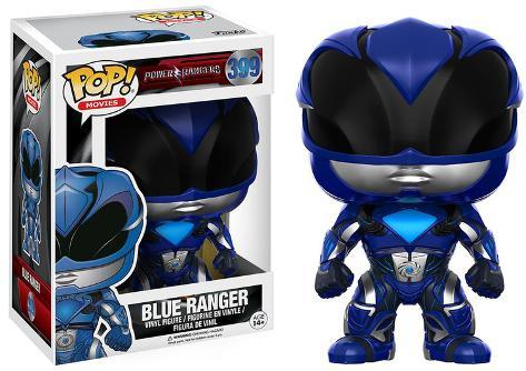 Power Rangers - Blue Ranger POP Figure Toy