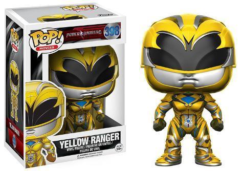 Power Rangers - Yellow Ranger POP Figure Toy