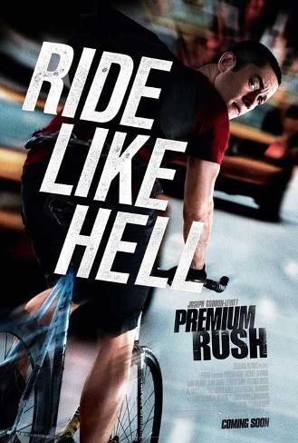 Premium Rush Masterprint