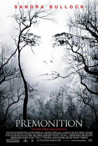 Premonition (Sandra Bullock) Movie Poster Original Poster