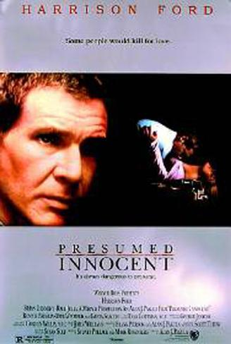 Presumed Innocent Original Poster