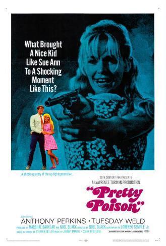 Pretty Poison ポスター