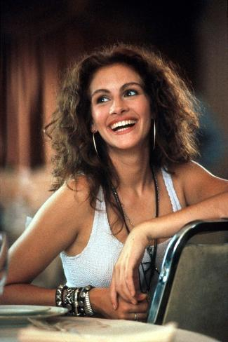 Pretty Woman 1990 Directed Bt Gary Marshall Julia Roberts Photo