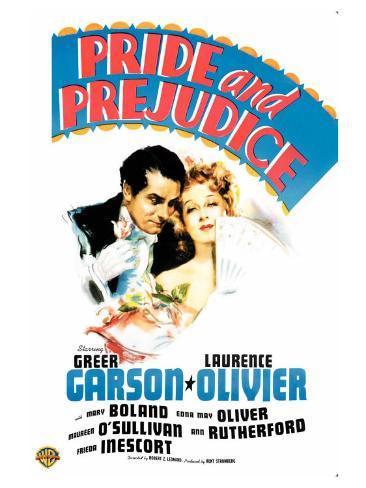 Pride and Prejudice, 1940 Art Print