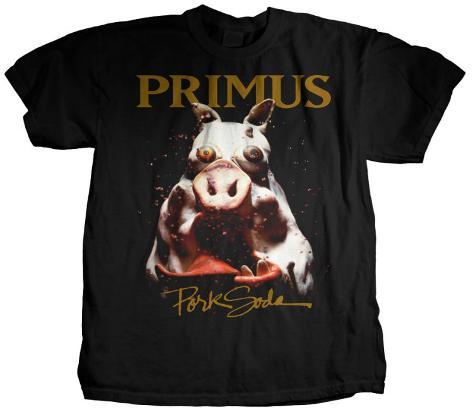 Primus - Pork Soda T-Shirt