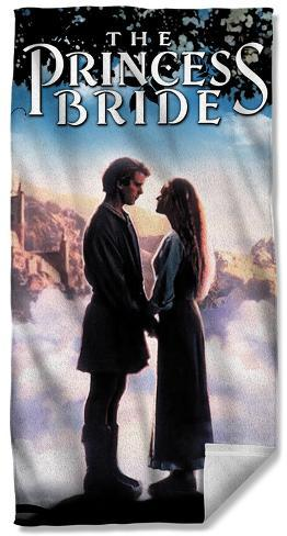 Princess Bride - Storybook Love Beach Towel Beach Towel