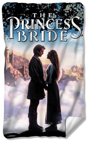 Princess Bride - Storybook Love Fleece Blanket Fleece Blanket