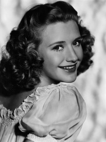 Priscilla Lane, c.1940s Photo