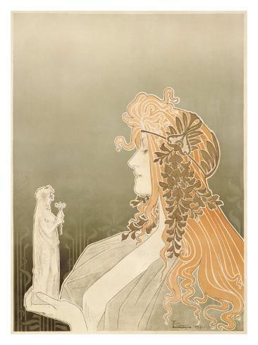 Cercle Artistique de Schaerbeek Giclee Print