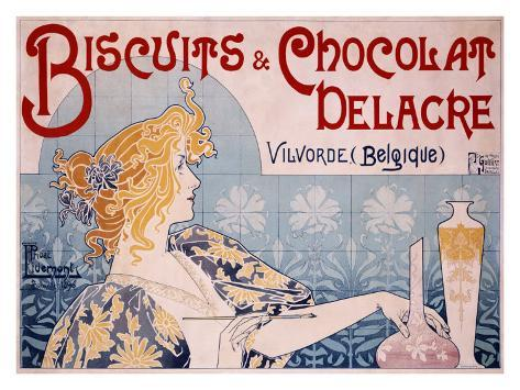 Delacre Giclee Print