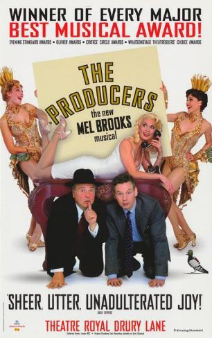 Producers, The (Broadway) Masterprint