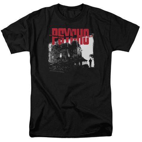 Psycho- Bates House T-Shirt