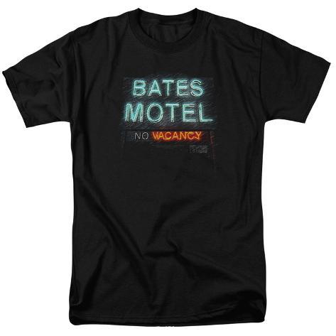 Psycho- Bates Motel T-Shirt