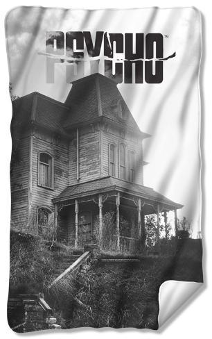 Psycho - House Fleece Blanket Fleece Blanket