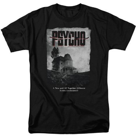 Psycho - House Poster T-Shirt