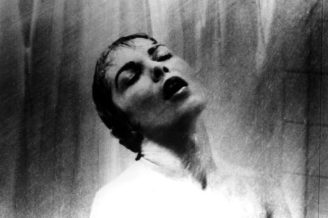 Psycho, Janet Leigh, Shower Scene, 1960 Photo