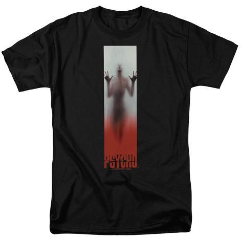Psycho - Poster T-Shirt