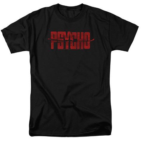 Psycho- Psycho Logo T-Shirt
