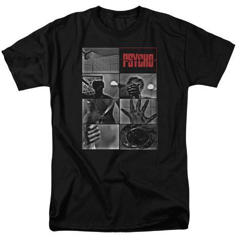 Psycho- Shower Scene T-Shirt