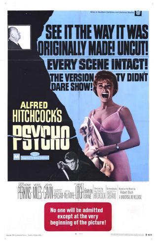 Psycho Masterprint