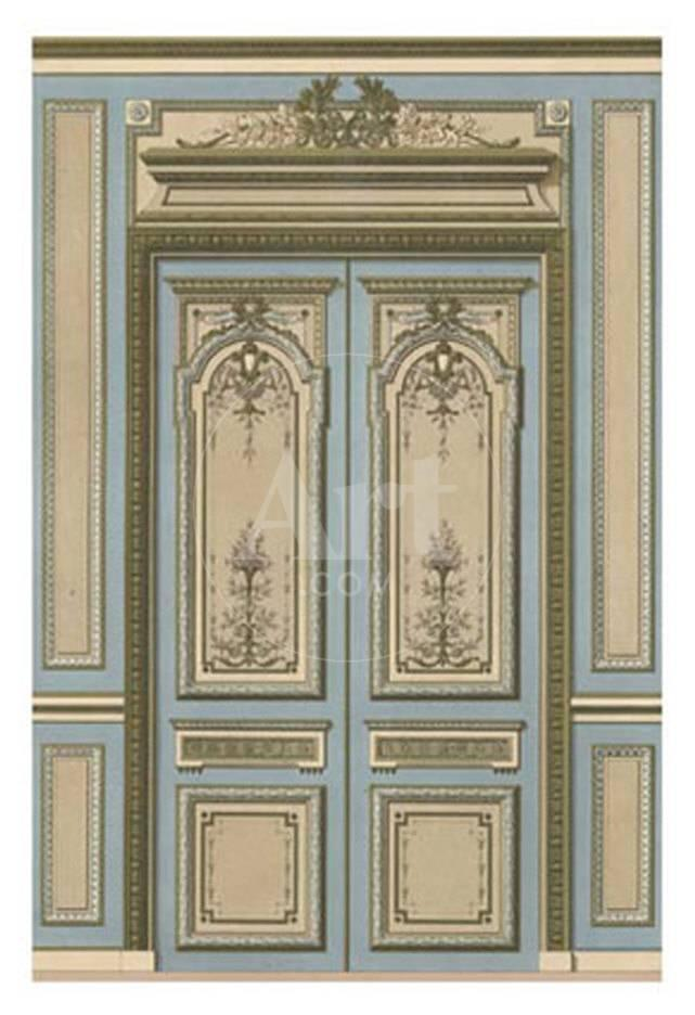 Puertas de palacio II Póster en AllPosters.es