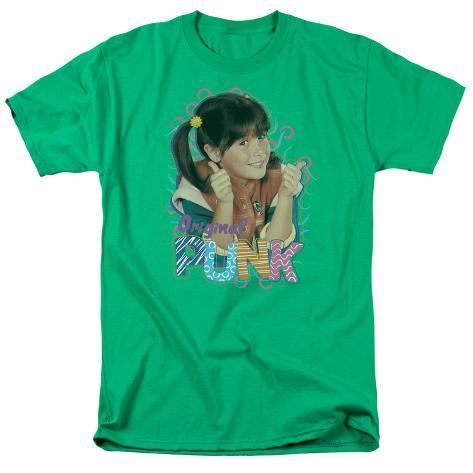 Punky Brewster-Original Punk T-Shirt