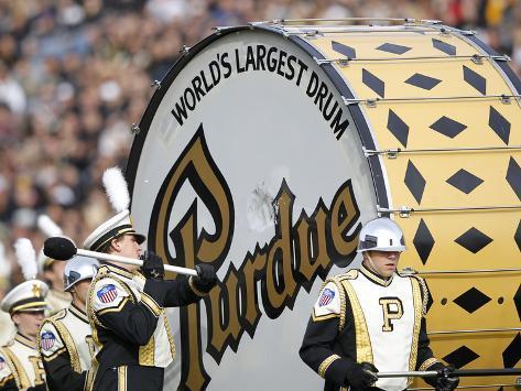 Purdue University - Purdue Band Photo