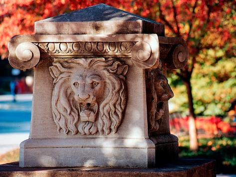 Purdue University - The Roar of Autumn Photo