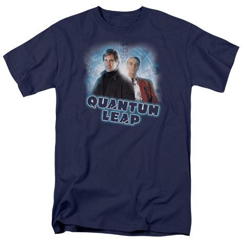 Quantum Leap-Sam & Al T-Shirt