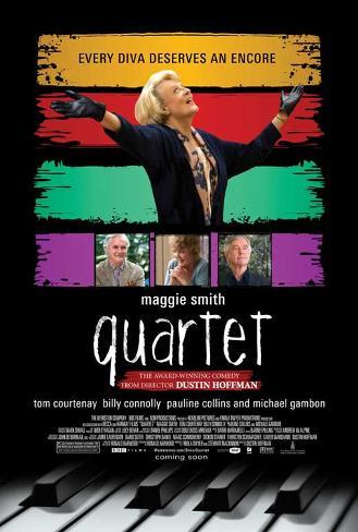 Quartet Movie Poster Masterprint