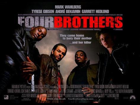 Quatro Irmãos Pôster