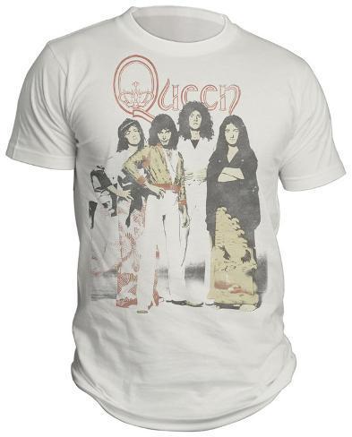 Queen - Band T-Shirt