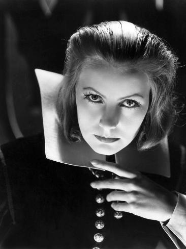 Queen Christina 1933 Directed by Rouben Mamoulian Greta Garbo Photo