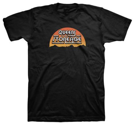 Queens of the Stone Age - The Sunset (slim fit) T-Shirt