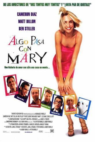 Quem Vai Ficar com Mary  Pôster