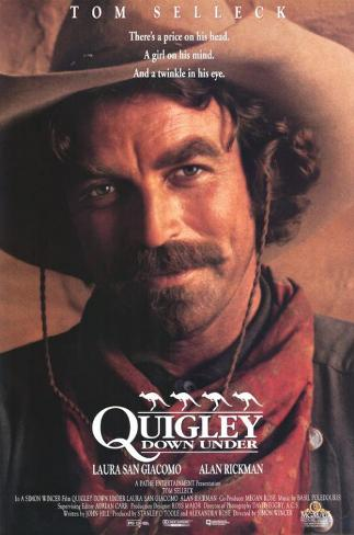 Quigley Down Under Masterprint
