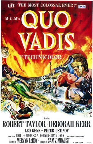 Quo Vadis Stampa master