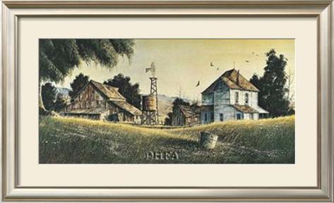 For Sale, 200 Acres Framed Art Print
