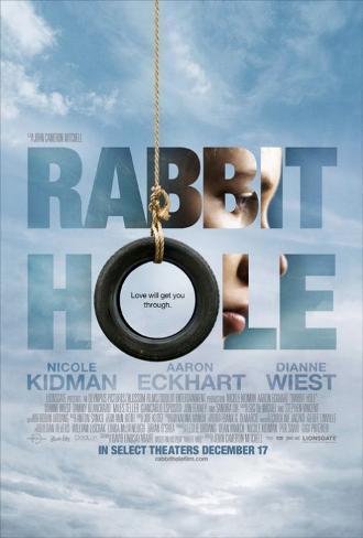 Rabbit Hole - Nicole Kidman Double-sided poster