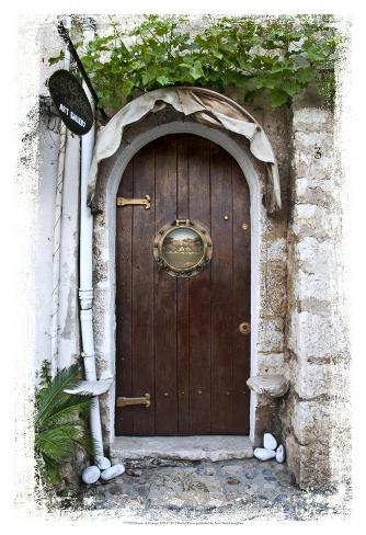 Doors of europe xix prints by rachel perry at allposters for Rachel s fairy doors