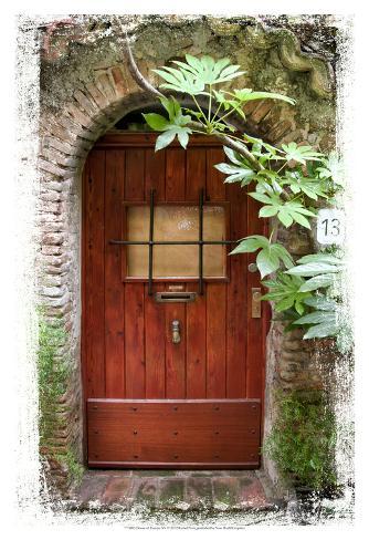 Doors of europe xv posters by rachel perry for Rachel s fairy doors