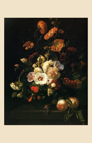 Vase de Fleurs, 1701 Lámina