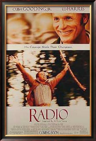 Radio Framed Art Print