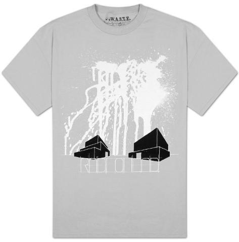 Radiohead -  Building T-Shirt