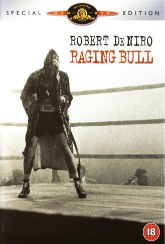 Raging Bull - UK Style Poster